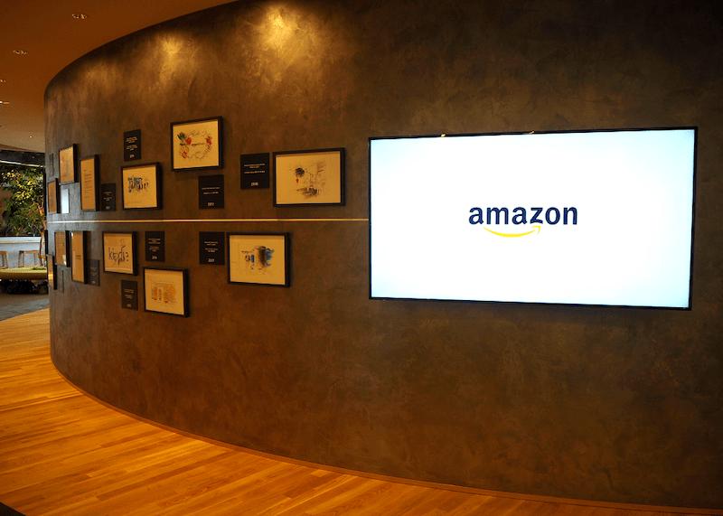 【Amazonジャパン第3の拠点】 多様性に配慮した超快適空間!最新オフィスの全貌は?