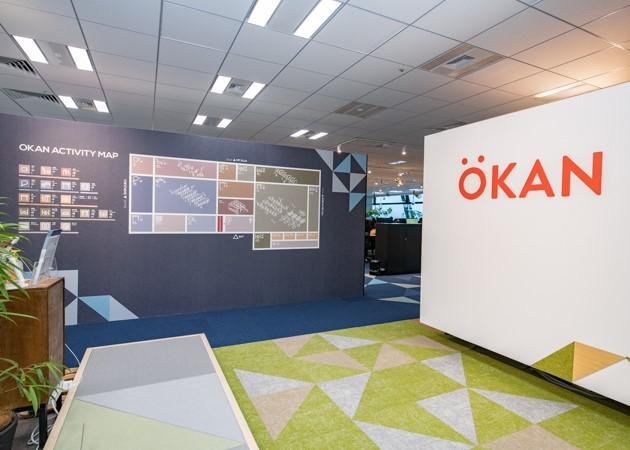 【OKAN オフィスレポ】 フリーアドレスはもう古い?仕事内容によって働くスペースを選べるOKANの新しいオフィスの魅力に迫る!