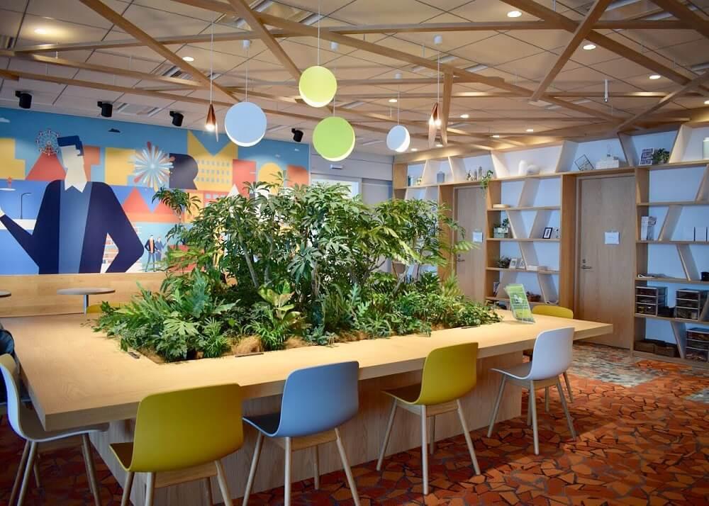 【マネーフォワード見学レポ】「共に創り実現したい」温かみと一体感のあるオフィス
