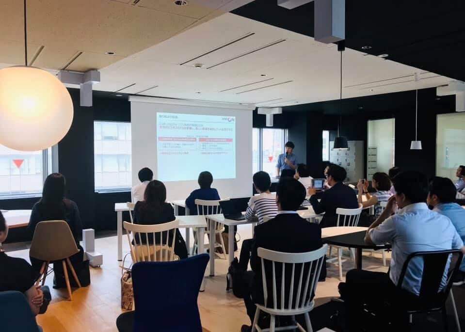MaaS特化のオープンイノベーション拠点、AND ON SHINAGAWAに潜入!