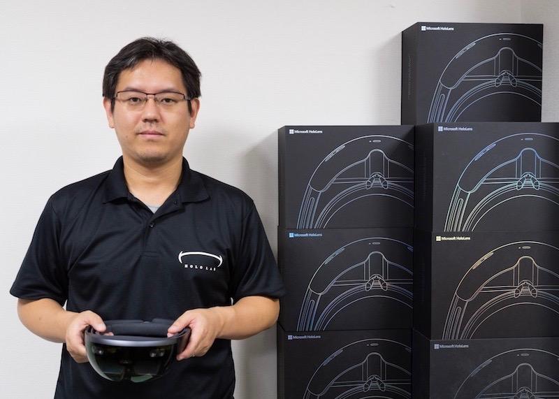 "VRデバイス「HoloLens」が可能にする未来。ホロラボ中村薫の""分析力"""