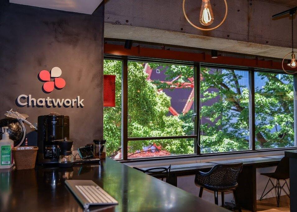 【Chatwork オフィスレポ】 執務スペースはDIY!成長し続けるChatworkの「働き方をアップデートできるオフィス」の魅力とは